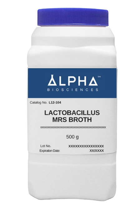 Lactobacilli MRS Broth