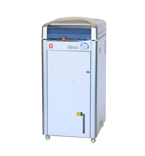 Yamato Large Capacity Lab Steam Sterilizers Without Dryer  80L SQ-810C