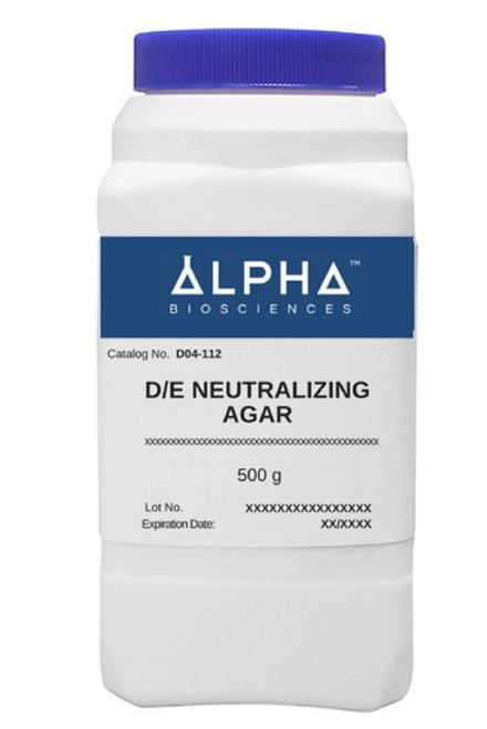D/E NEUTRALIZING AGAR (D04-112)