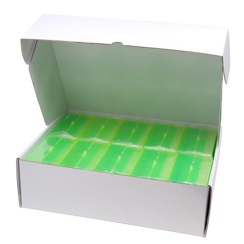 Extragene Universal 200ul Pipette Tips, Racked, Sterile, DNase / RNase & Pyrogen Safe, Clear 96 tips/rack