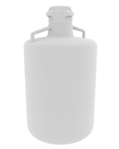 Round Carboy, Industrial, 20L HDPE, 83mm Cap