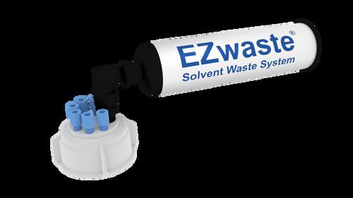 "EZWaste® UN/DOT Filter Kit, VersaCap® 51S, 6 ports for 1/8"" OD Tubing"