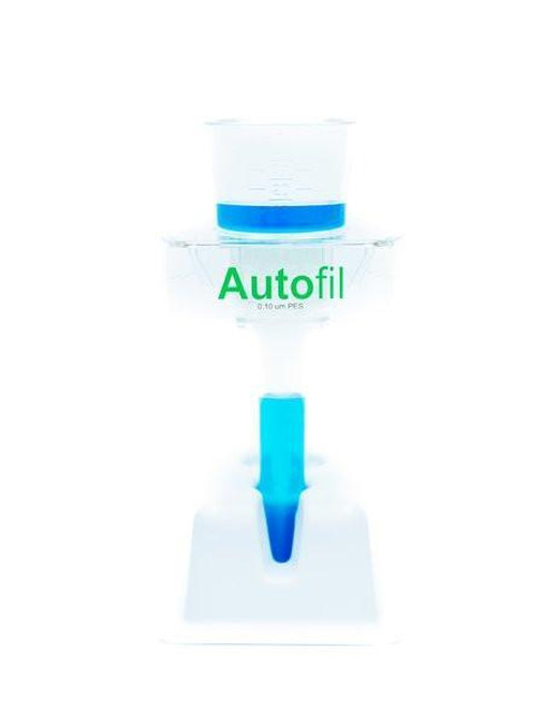 15ml Autofil® Sterile .1 um High Flow PES Vacuum Filter Tube, 24/case