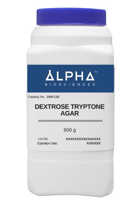 DEXTROSE TRYPTONE AGAR (D04-110)