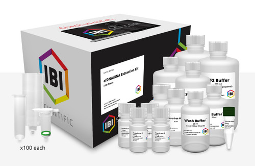 IBI Cell-Free DNA/RNA Extraction - 100 prep
