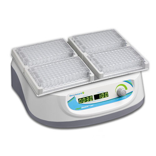 Benchmark Scientific Orbi-Shaker MP with 4 position micro plate platform, 100-240V (US Plug)