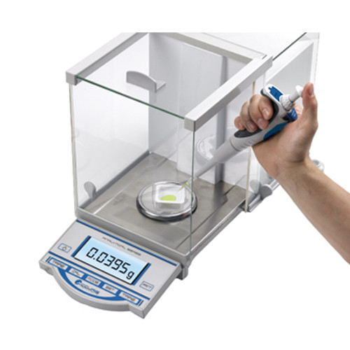 Accuris Analytical Balance, 120 x 0.0001 gr W3100-120