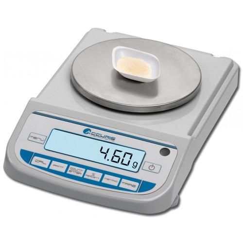 Accuris Precision Balance, 5000 x 0.01 gr, 115V (W3200-5K)