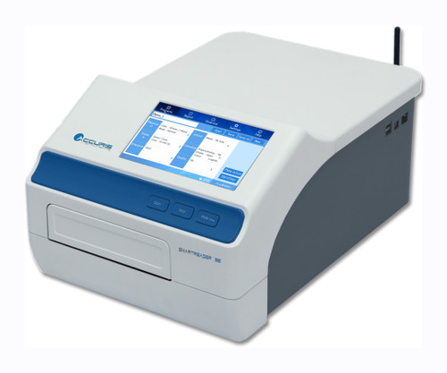 Accuris SmartReader 96 Microplate Absorbance Reader, includes 405, 450, 492 and 630nm filters, 115V (MR9600)