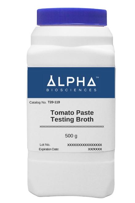 Tomato Paste Testing Broth (T20-119)