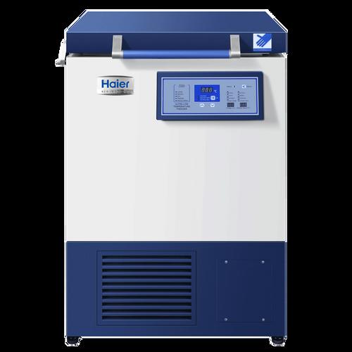 Haier Biomedical  -86°C Chest ULT Freezer 100 L/ 3.5 Cf DW-86W100J