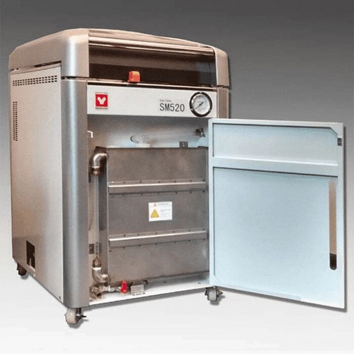 Yamato SM-830 Large Capacity Steam Sterilizer W/Dryer 80L 220V