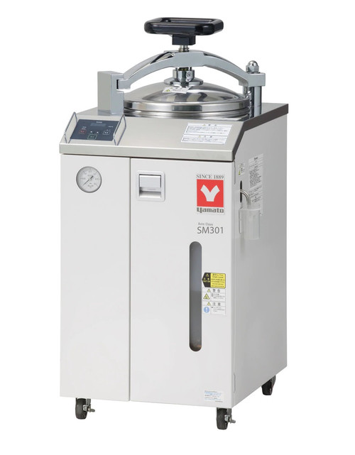 Yamato SM-301 Standard Steam Sterilizer with Dryer 32L 115V