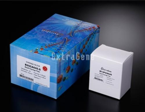 Extragene Hydrophilic PVDF Syringe Filter, 13mm