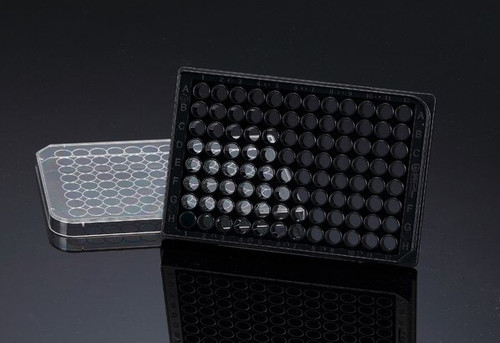 SPL Cellular Imaging 96 Well Plate Black 33396
