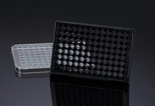 SPL Cellular Imaging 96 Well Plate Black