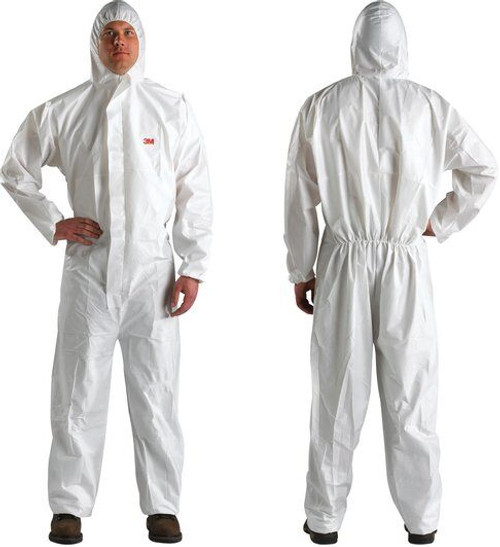 3M Disposable Protective Coverall Safety 4510