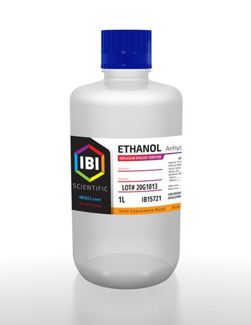 ETHANOL (ANHYDROUS