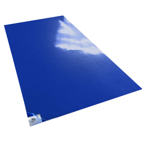 Cleanroom Blue Sticky Mat