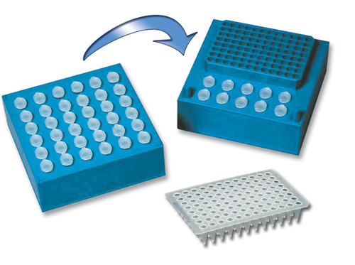 R1000 Cool Cube Microtube and PCR Plate Cooler