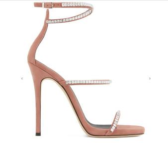 Kanda  Pink Sandals