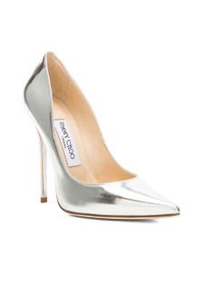 Anouk Mirror Leather Pumps
