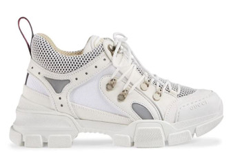 Flashtrek Leather Sneakers