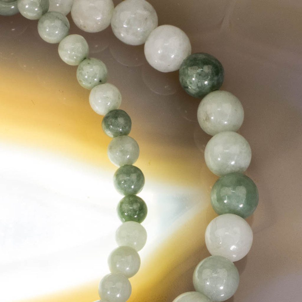 Jadeite Power Bracelet