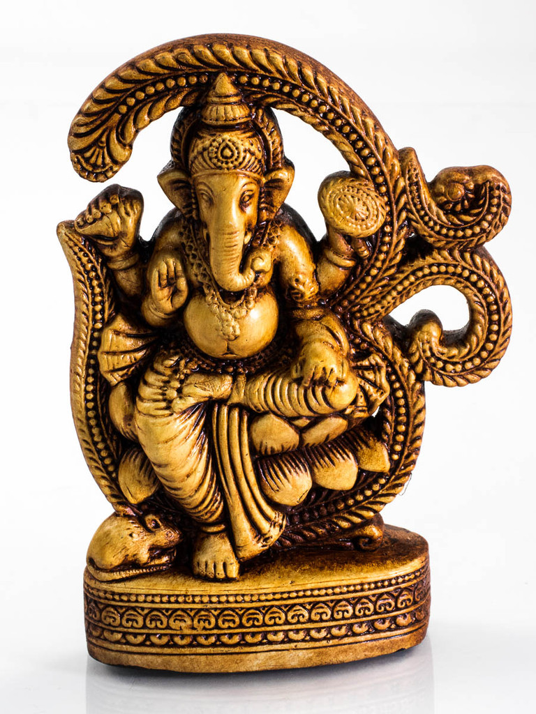 Terracotta Ganesh Statue