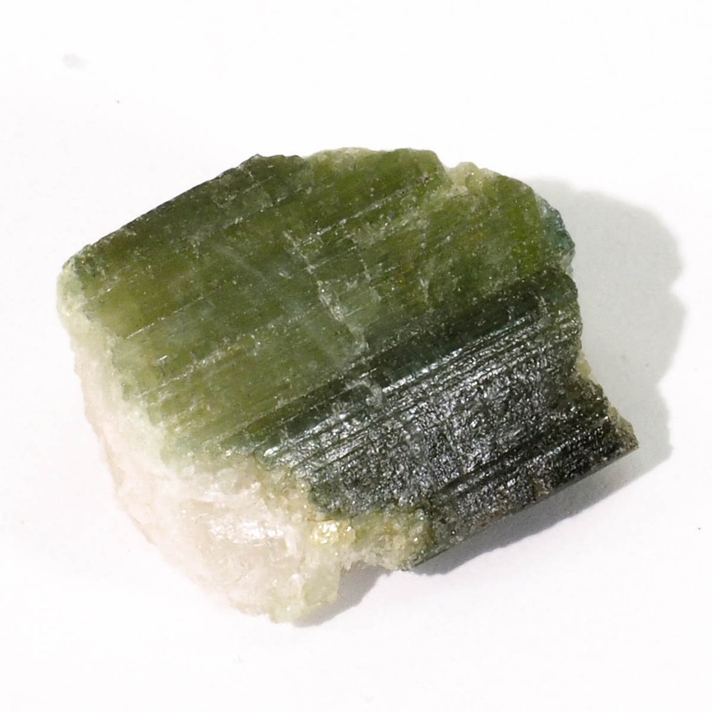 Green Tourmaline Specimen