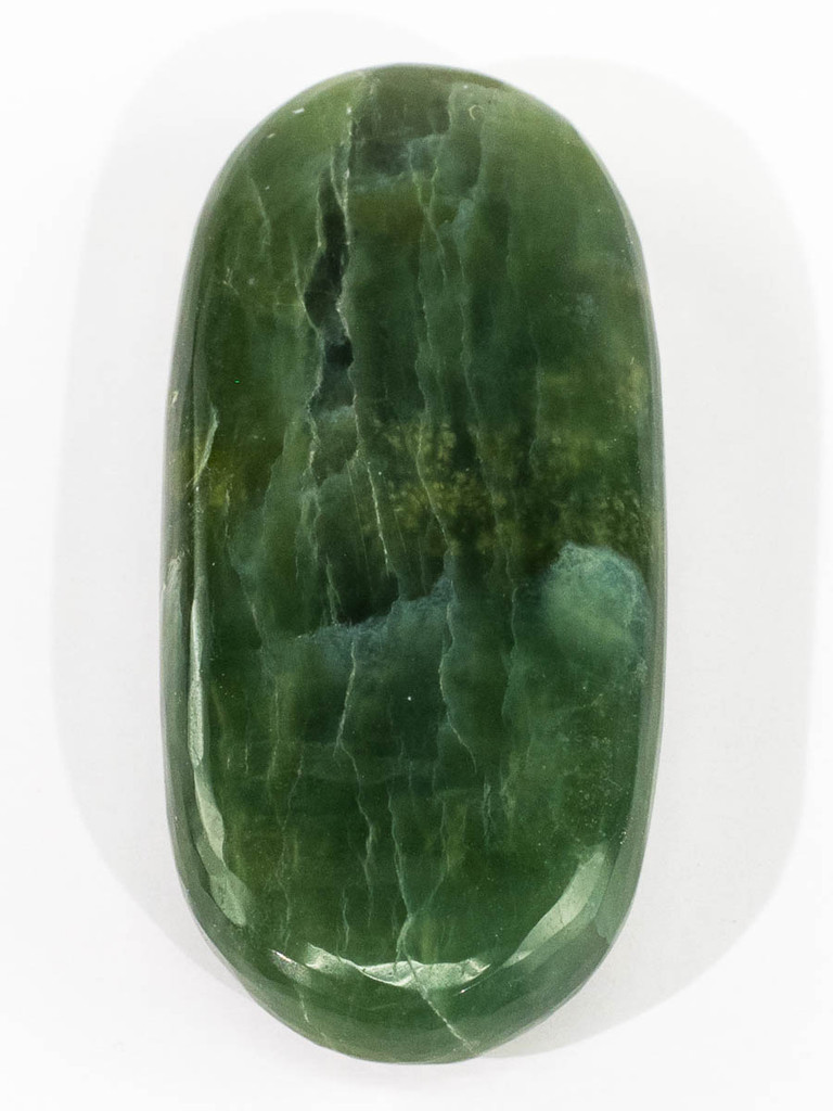 Green Kyanite Torpedo Shape
