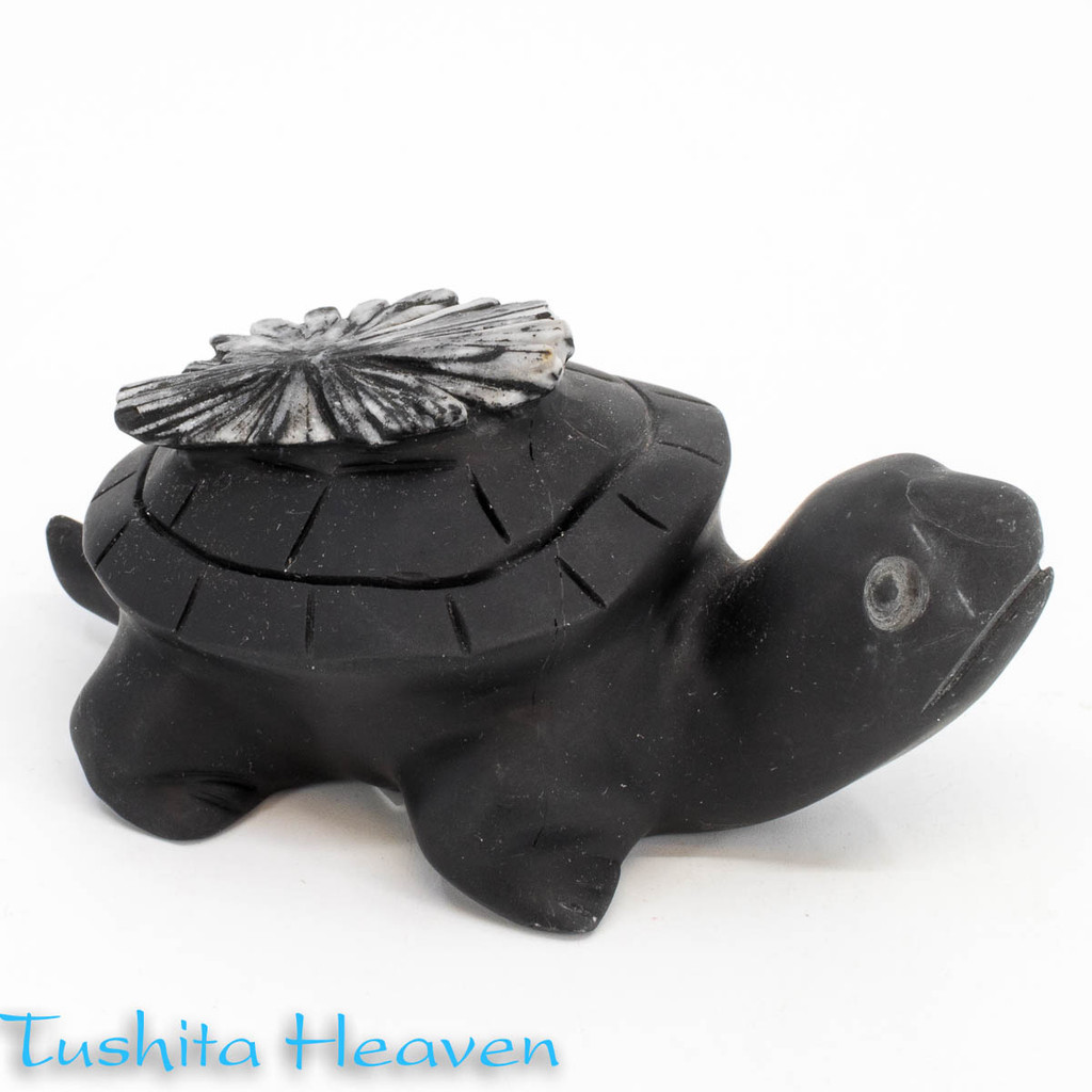 Chrysanthemum Stone Turtle