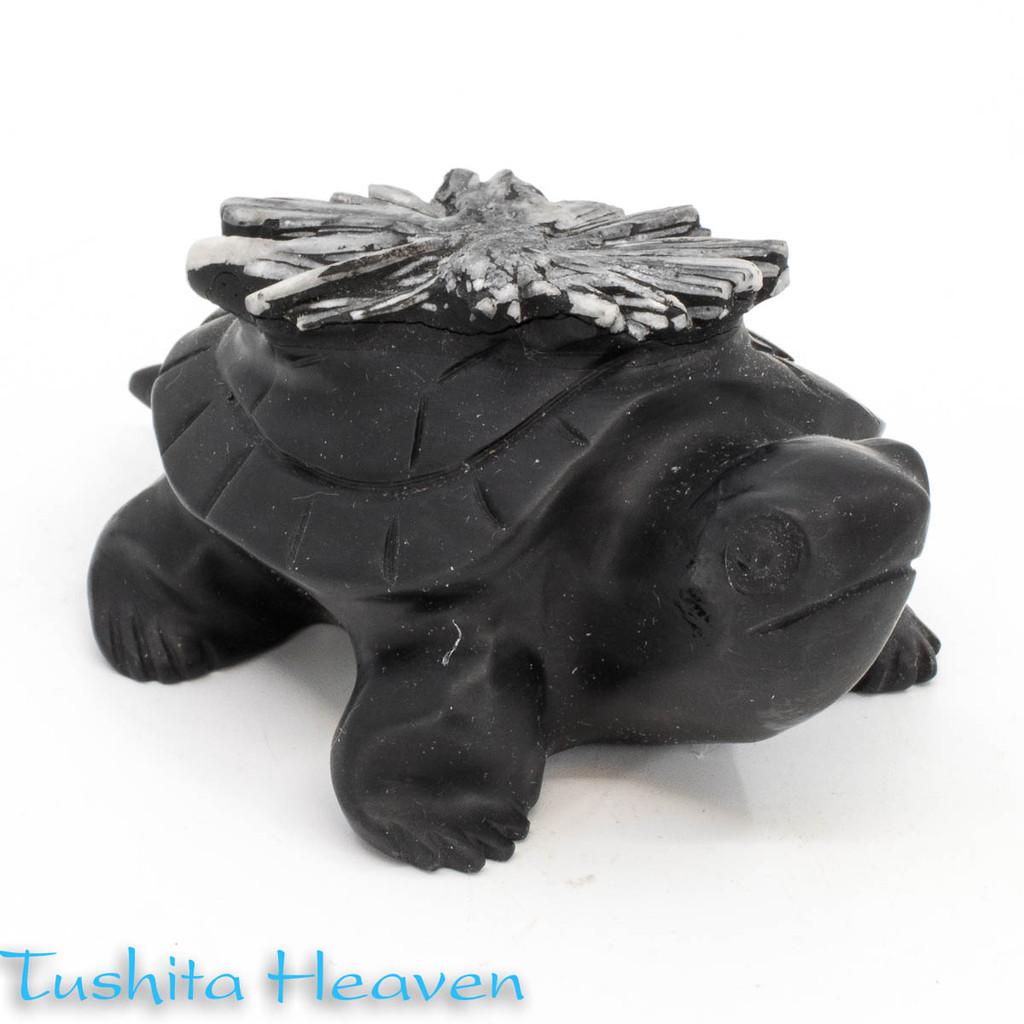 Chrysanthemum Stone Turtle