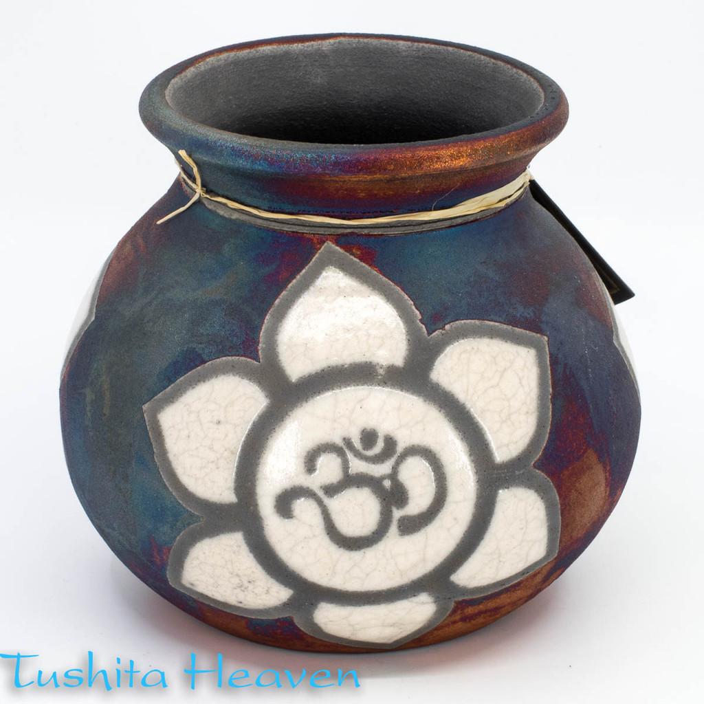 On in Lotus Silhouette jar