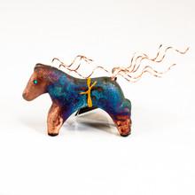 Raku Spirit Pony