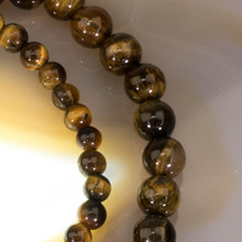 Tiger's Eye Power Bracelet