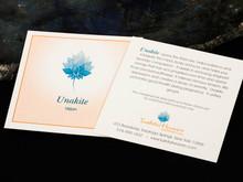 Unakite Description Card