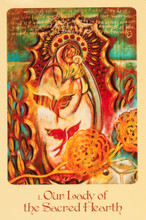 Mother Mary Oracle deck