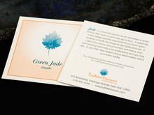 Green Jade Card