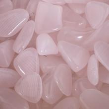Pink Calcite Tumbled