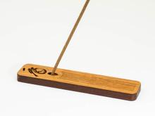 Cherry Wood Incense Burner