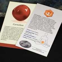 Carnelian Description Card