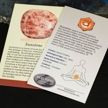 Sunstone Description Card