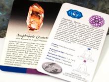 Amphibole Description Card