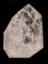Fire and Ice Quartz Point - 3950- 01