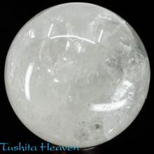 Clear Quartz Sphere