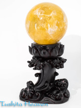 Rotating Sphere Stand