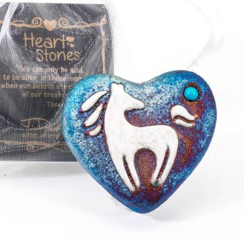 Mini Heart Horse