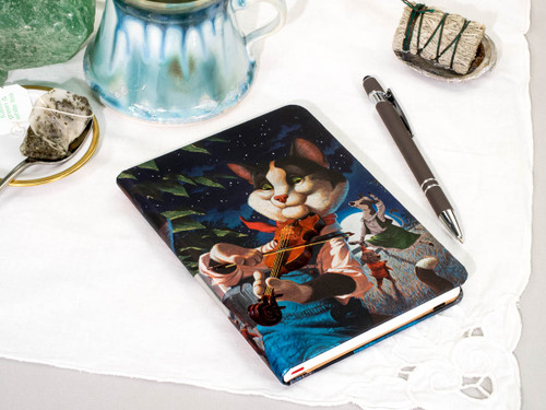 Cat and Fiddle Journal