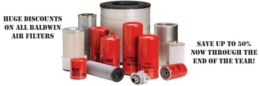 Baldwin Air Filters